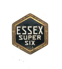 1929 Essex Super Six Radiator Emblem Badge