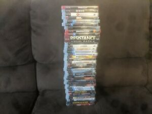 Playstation 3 PS3 Games Brand New Sealed - You Choose! - Free Shipping