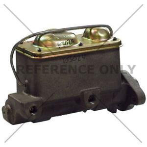 Brake Master Cylinder-Manual Brakes Centric 130.63024