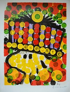 """Tom Everhart """"BIRD of PARADISE"""" S/N """"PEANUTS"""" Lithograph with COA....Last One!"""