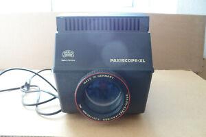 Paxiscope XL - Bildprojektor von Braun Super Paxigon - Top erhalten -