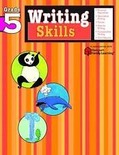 Writing Skills Grade Five (Flash Kids Harcourt Family Learning)