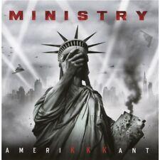 Ministry - AmeriKKKant - NEW SEALED SUPER limited Colored vinyl