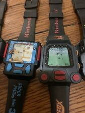 8 Mint Working Nintendo Nelsonic game Watch (Zelda,Mario,Starfox )