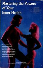 """NICHOLAS DELGADO SIGNED """"MASTERING THE POWERS OF YOUR INNER HEALTH"""" SC BOOK!"""