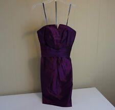Vera Wang Lavender Label Purple Dress Size 4