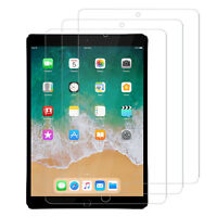 3 Packs HD Clear Transparent Screen Protector For Apple iPad All Models