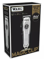 Wahl Cordless Magic Clip Metal Edition Model # 8509