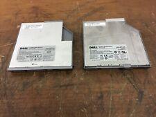 Lot Of 2 OEM Dell Floppy Drive Module
