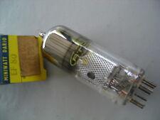 1 TUBE EF80 RTC NEUF  POUR AMPLI RADIO TSF LAMPE VINTAGE