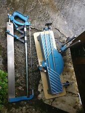 MANUAL GEPRUFTE SICHERHEIT TUV PRECISION MITRE ANGLE WOODWORKING/CARPENTRY SAW