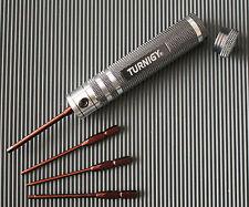 Turnigy 4er Set 1,5/2/2,5/3mm Hex Driver Sechskant-Schraubendreher Set Inbus