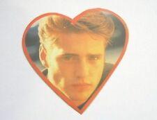 ADESIVO anni '90 /Old Sticker BEVERLY HILLS 90210 - BRANDON WALSH (cm 9)