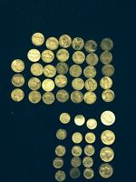 DEAL OF THE YEAR!!!! - Lot Old US Junk Silver Coins 1/2 Pound LB 1964 AND OLDER