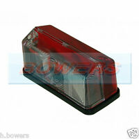 HELLA RED WHITE CLEAR SIDE MARKER LAMP LIGHT ELDDIS HYMER CARAVAN MOTORHOME