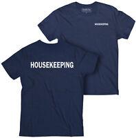 Housekeeping t-shirt, Staff t-shirt, Employee t-shirt, Uniform, Hospitality