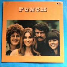 Punch-Punch-1971 A&M W/L PROMO  VG+/.VG++ Played Once
