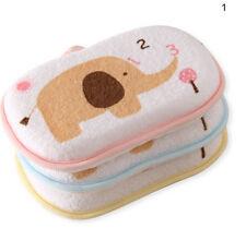 Newborn faucet Baby towel accessories Infant Shower Sponge Cotton New TO