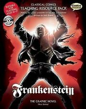 Frankenstein Teaching Resource Pack: The Graphic Novel [With CDROM] (Mixed Media