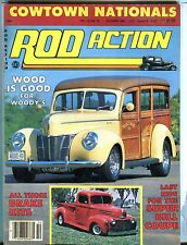 Rod Action Magazine October 1984 Super Bell Coupe EX No ML 031017nonjhe