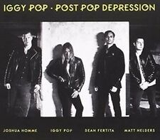 Post Pop Depression 0602547778215 by Iggy Pop CD
