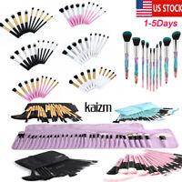 32Pcs Professional Makeup Brush Set Cosmetic Eyebrow Shadow Different Choose