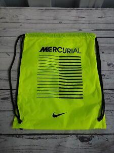 Nike Mercurial Football Boot Gym Swimming Bag