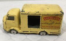 Antique Rare Corgi Toys 411 Karrier Bantam Lucozade Van made in Great Britain