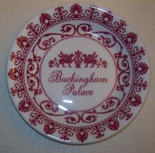 Buckingham Palace Round Fine Bone China Ashtray Pin Dish England