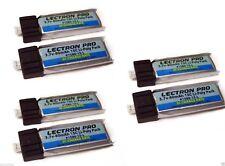 Latest Lectron Pro 3.7 volt 80mAh 15C Lipo Battery for Blade Scout CX 6 Pcs
