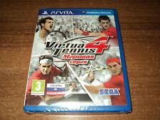 VIRTUA TENNIS 4 (new game PS Vita)