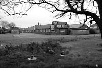 Blyth in Northumberland - Morpeth Road School - two photographs