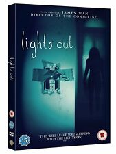 Lights Out [Includes Digital Download] (DVD)