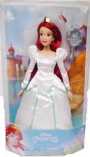 Disney - Klassische Ariel Puppe - Disney Parks Exclusiv - Ariel Hochzeitskleid