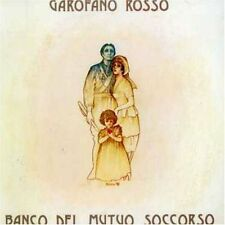 Banco Del Mutuo Soccorso - Garofano Rosso ( CD - Album )