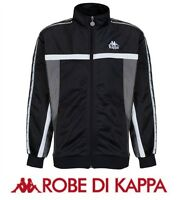 Kappa Tracksuit Jacket Mens Vintage 80s Style Track Top Adults Siren Retro Small