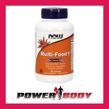 NOW Foods - Multi-Food 1 - 90 tablets
