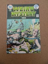 Weird Mystery Tales 10 . G.Kane / A.Alcala .DC 1974 . VF - minus