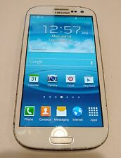 Samsung Galaxy S3 S III L710 16GB Android White Sprint 4G LTE Phone (C Stock)
