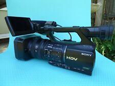 Sony HVR-Z5E Camcorder - Black