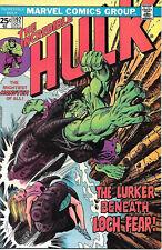 The Incredible Hulk Comic Book #192, Marvel Comics 1975 VERY FINE+