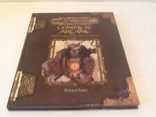 Dungeons & Dragons Complete Arcane A Player's Guide to Arcane Magic for All Clas