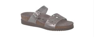 Mephisto Hirena Silver Venise Comfort Sandal Womens Sizes 35-42 NEW!!