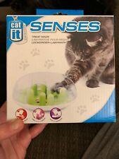 CatIt Senses Cat Kitten Treat Maze Toy 50739