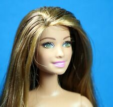 Barbie Fashionistas Articulate Body Hybrid Summer Face Highlighted Hair Nude