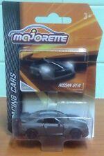 Majorette Racing Cars Nissan GT-R Diecast New