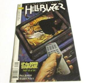 Hellblazer -121 June Up the Down Staircase 1998  John Constantine Paul Jenkins