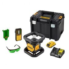 DEWALT DCE079D1G EXTERIOR ROTARY 600M REMOTE GREEN LASER NOW IN  STOCK