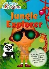 Make & Create Jungle Explorer