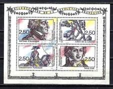 France 1991 bloc Bicentenaire révolution Yvert n° 13 oblitéré 1er choix (2)